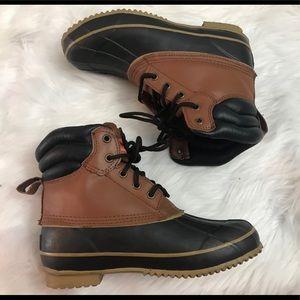 Men's Ozark Trail Steel Shank Boots